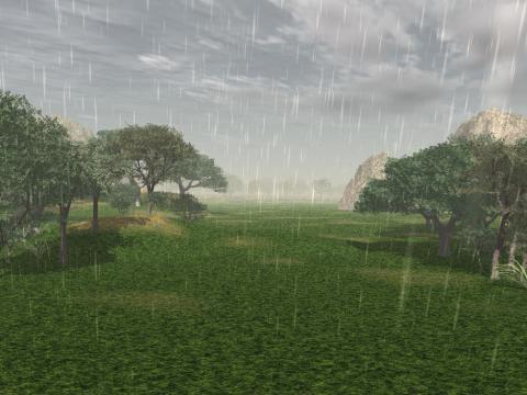 Rain Pass