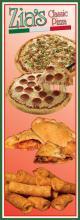 Zia's Classic Pizza Banner