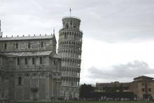 Leaning Tower of Pisa - Original
