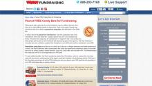 WOW! Fundraising Sub Page